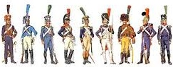 Napoleon's Army Uniforms by Lucien Rousselot